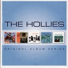The Hollies (Зе Холлиес): Original Album Series (Stay With The Hollies / In The Hollies Style / Hollies / Would You Believe? / For Certain Because)