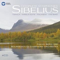 Paavo Berglund: Symphonies