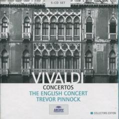 Trevor Pinnock (Тревор Пиннок): Vivaldi: Concertos