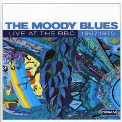 Moody Blues (Муди Блюз): Bbc Sessions 1967-1970