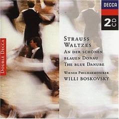 Willi Boskovsky (Вилли Босковски): Strauss, J.II: Waltzes