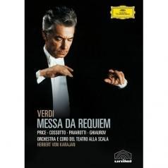 Herbert von Karajan (Герберт фон Караян): Verdi: Messa Da Requiem
