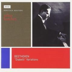 Julius Katchen (Джулиус Катчен): Beethoven: Diabelli Variations