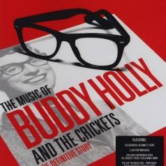 Buddy Holly (Бадди Холли): The Music Of - The Definitive Story - 50th Anniver