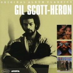 Gil Scott-Heron (Гил Скотт-Херон): Original Album Classics