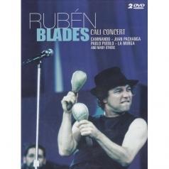 Ruben Blades (Рубен Бладе): Cali Concert