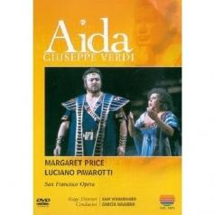 San Francisco Opera (Опера Сан-Франциско): Aida