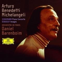 Arturo Benedetti Michelangeli (Артуро Бенедетти Микеланджели): Schumann: Piano Conc., Debussy: Images