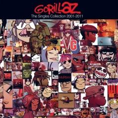 Gorillaz (Гориллаз): The Singles Collection 2001-2011