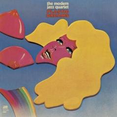 The Modern Jazz Quartet (МодернДжазКвартет): Plastic Dreams