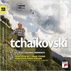 P. Tchaikovsky (Пётр Ильич Чайковский): Une Heure Une Vie - Tchaikovski