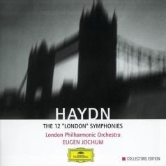 Eugen Jochum (Ойген Йохум): Haydn: London Symphonies