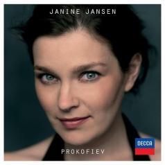 Janine Jansen (Янин Янсен): Prokofiev: Violin Concerto