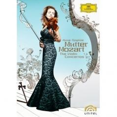 Anne-Sophie Mutter (Анне-Софи Муттер): Mozart: Violin Concertos
