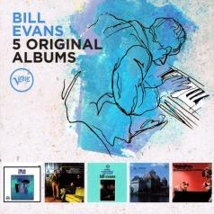 Bill Evans (Билл Эванс): 5 Original Albums: Verve