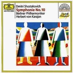 Herbert von Karajan (Герберт фон Караян): Shostakovich: Symphony No.10
