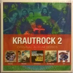 Original Album Series - Krautrock, Vol. 2 (Parzival - Barock / Message - Synapse / Satin Whale - Lost Mankind / Kin Ping Meh - Concrete / Gift - Blue Apple)