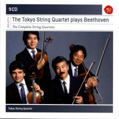 Tokyo String Quartet: Complete String Quartets