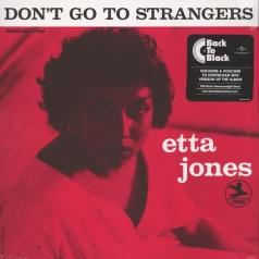 Etta Jones (Этта Джеймс): Don't Go To Strangers