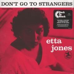 Etta Jones (Этта Джеймс): Don't Go To Strangers