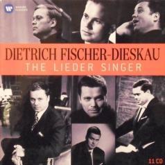 Dietrich Fischer-Dieskau (Дмитрий Фишер-Дискау): The Great Emi Recordings