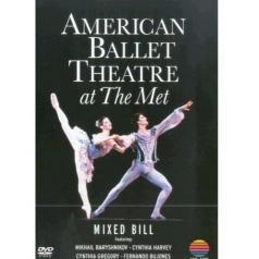 American Ballet Theatre (АмериканскийТеатрБалета): American Ballet Theatre At The Met