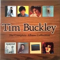 Tim Buckley: Complete Albums Box