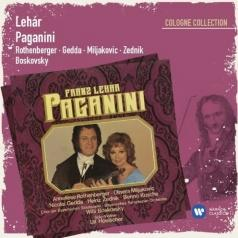 Nicolai Gedda (Николай Гедда): Paganini