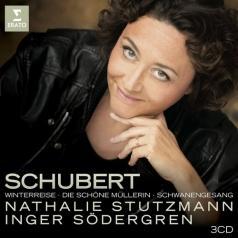 Nathalie Stutzmann (Натали Штуцман): Die Schone Mullerin, Winterreise & Schwanengesang