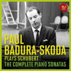 Paul Badura-Skoda (Пауль Бадура-Скода): The Complete Piano Sonatas