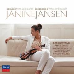Janine Jansen (Янин Янсен): Schubert Schoenberg