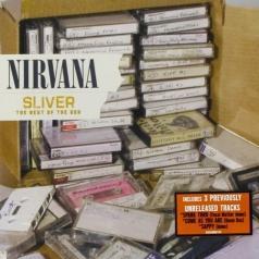 Nirvana (Нирвана): Sliver - The Best Of The Box