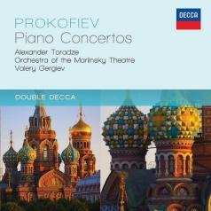 Валерий Гергиев: Prokofiev: The Piano Concertos