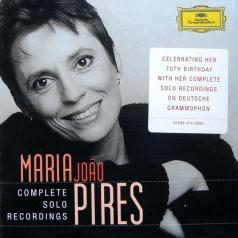 Maria Joao Pires (Мария Жуан Пиреш): Complete Solo Recordings