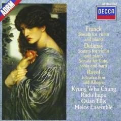 Radu Lupu (Раду Лупу): Violin Sonatas