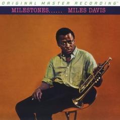 Miles Davis (Майлз Дэвис): Milestones