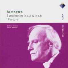 Yehudi Menuhin (Иегуди Менухин): Symphonies 2 & 6