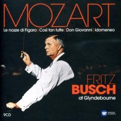 Fritz Busch: Fritz Busch At Glyndebourne: Le Nozze Di Figaro, Cosм Fan Tutte, Don Giovanni, Idomeneo (Excerpts)