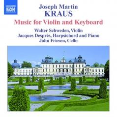 Joseph Martin Kraus (Йозеф Мартин Краус): Chamber Music With Keybo