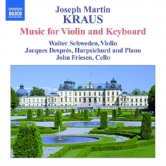 Joseph Martin Kraus: Chamber Music With Keybo
