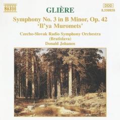 Reinhold Gliere: Gliere:Symph. 3 Il'Ya Muromets