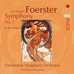 Osnabruck Symphony Orchestra (Оснабрак Симфонический Оркестр): Symphony No. 5, In Den Bergen Op. 7