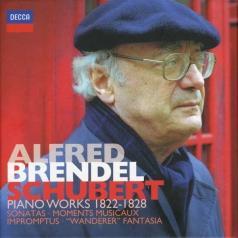 Alfred Brendel (Альфред Брендель): Schubert: The Piano Sonatas