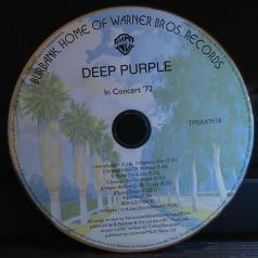 Deep Purple (Дип Перпл): In Concert '72 (2012 Mix)