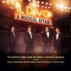 Il Divo (Ил Диво): A Musical Affair