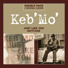 "Keb' Mo' (Кеб ""Мо""): Just Like You/Suitcase"