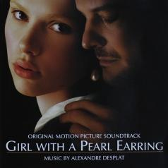 Girl With A Pearl Earring (Alexandre Desplat)