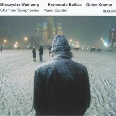 Gidon Kremer (Гидон Кремер): Mieczyslaw Weinberg: Chamber Symphonies & Piano Quintet