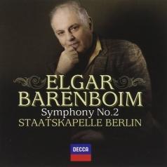 Daniel Barenboim (Даниэль Баренбойм): Elgar Symphony No.2