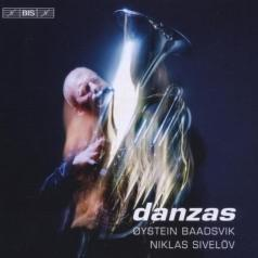 Oystein Baadsvik (Эйстейн Бодсвик): Danzas - Tuba & Piano